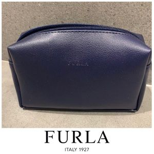FURLA | Authentic cosmetics toiletries bag